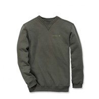 Bluza Carhartt Graphic Pullover Moss