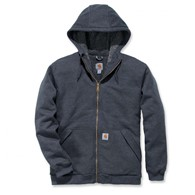 Bluza Carhartt Rockland Sherpa-Lined Carbon