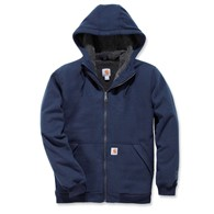 Bluza Carhartt Rockland Sherpa-Lined Full-Zip Peat