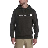 Bluza Carhartt Force Delmont Hooded Sweat Black