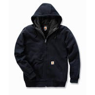 Bluza Carhartt Collinston Hooded Lined Black